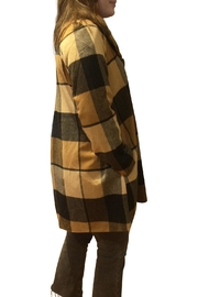 Luii Plaid Jacket - Front full body