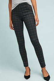 Sanctuary Plaid Legging Pant - Product Mini Image