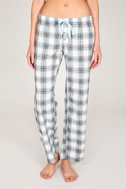 PJ Salvage Plaid Lounge Bottoms - Product Mini Image