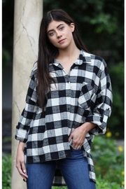 Nostalgia Plaid Ls Shirt - Product Mini Image