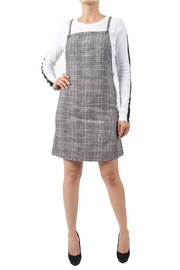 Potter's Pot Plaid Open Dress - Product Mini Image