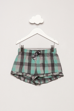 Shoptiques Product: Plaid Pajama Shorts