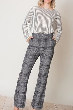 Double Zero Plaid Pants - Product List Image