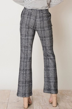 Double Zero Plaid Pants - Alternate List Image