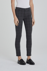 Adriano Goldschmied Plaid Prima Ankle Jean - Product Mini Image