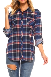 Passport Plaid Shirt - Product Mini Image