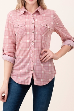 Passport Plaid Shirt - Product List Image