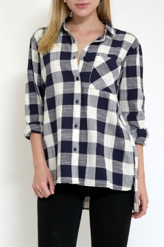 Sneak Peek Plaid Shirt - Product List Image