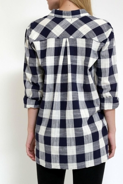 Sneak Peek Plaid Shirt - Alternate List Image