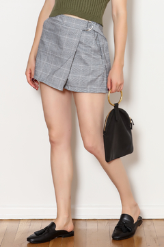 iris Plaid Skort - Product List Image