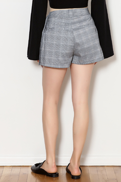 iris Plaid Skort - Alternate List Image