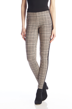 Shoptiques Product: Plaid Slim Pant