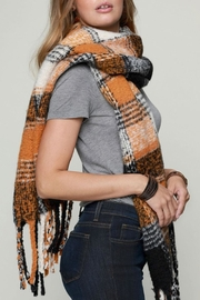 Runway & Rose Plaid Soft Scarf - Product Mini Image