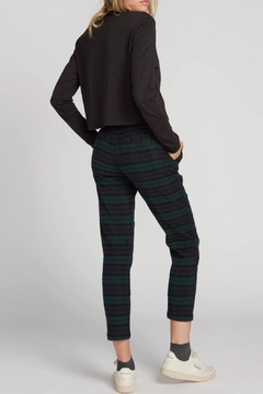 Volcom Plaid Straight Leg - Alternate List Image