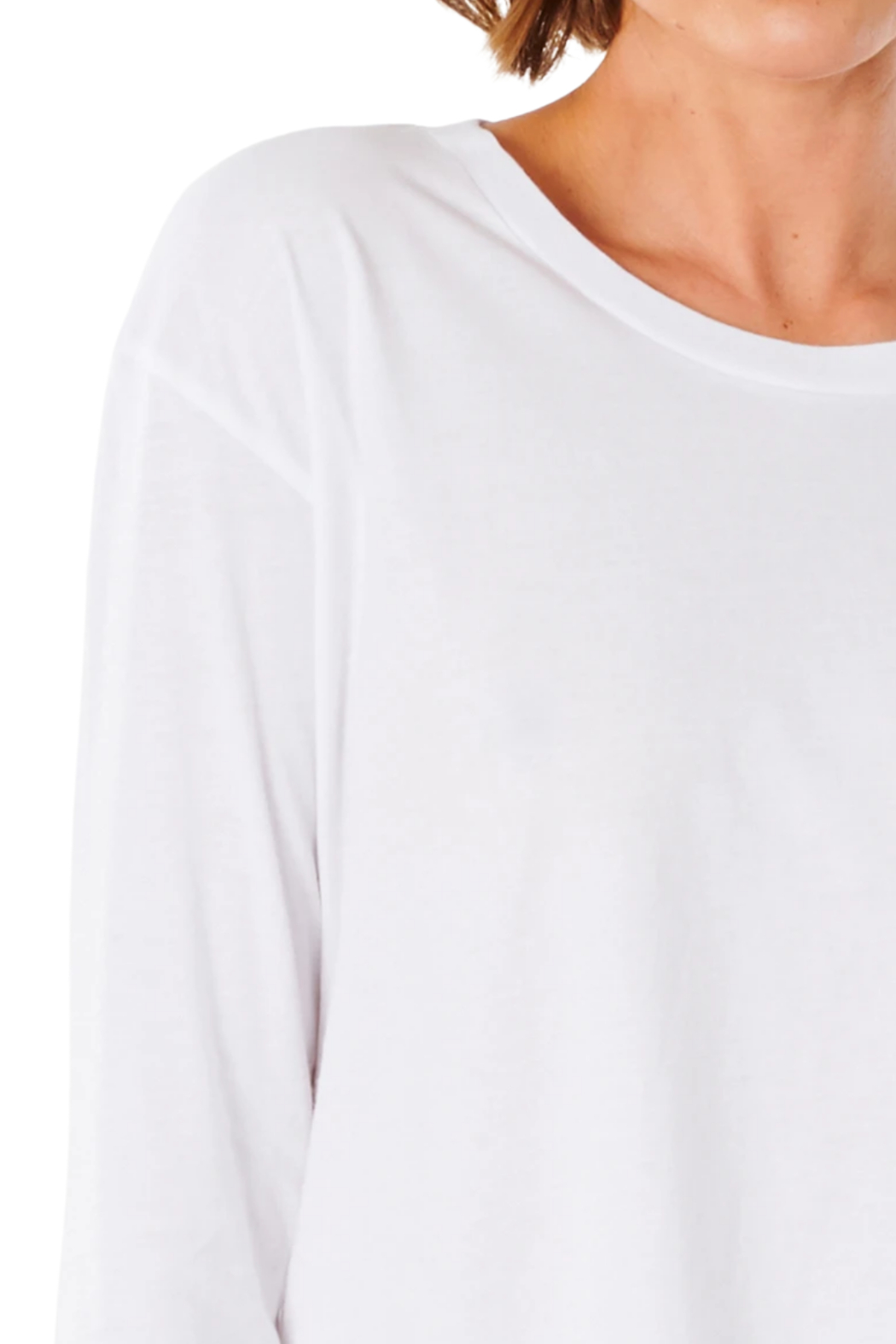 Ripcurl Plains Long Sleeve Tee - Side Cropped Image