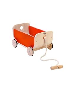 Shoptiques Product: Baby Wagon Toy