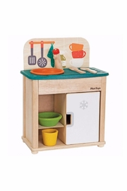 Plan Toys Compact Wooden Kitchen - Product Mini Image