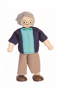 Plan Toys Grandfather Doll - Alternate List Image