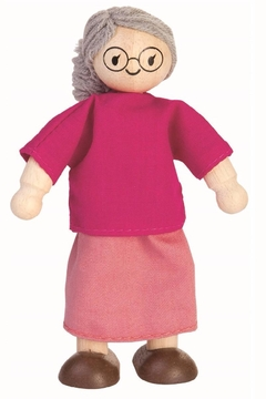 Plan Toys Grandmother Doll - Product List Image
