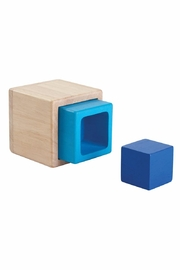Plan Toys Nesting Boxes - Front cropped