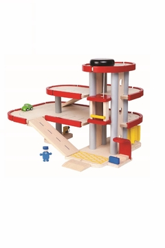 Shoptiques Product: Parking Garage Toy