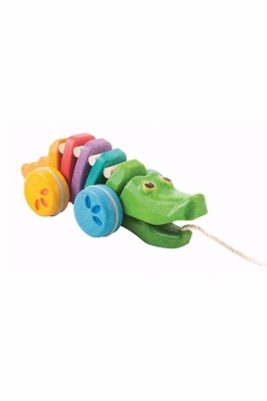 Shoptiques Product: Rainbow Clacking Alligator