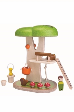 Shoptiques Product: Tree House Toy Set