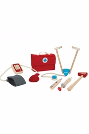 Plan Toys Wooden Doctor Set - Product Mini Image