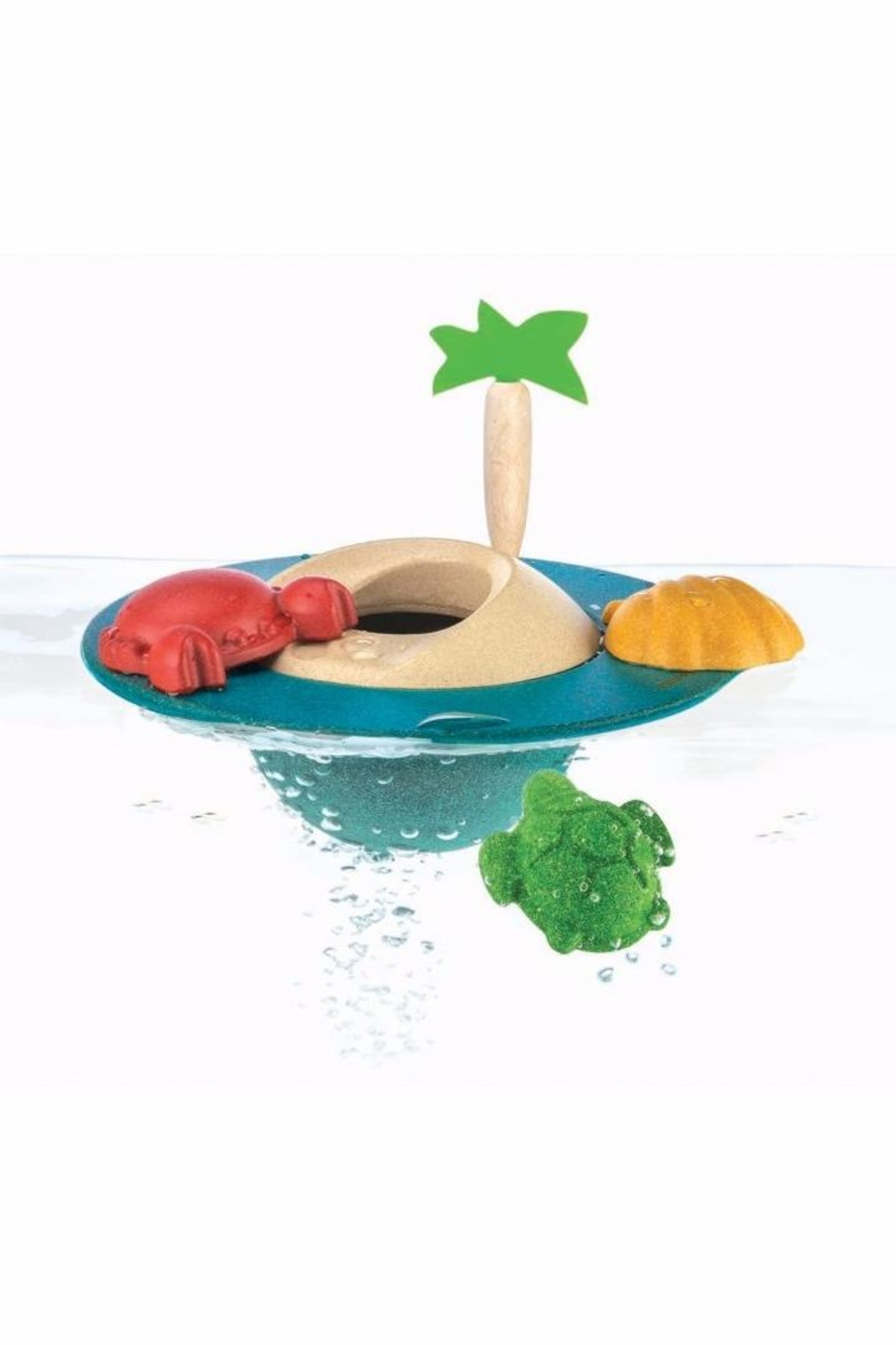 Plan Toys Wooden Floating Island - Main Image
