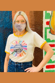 Mamie Ruth Planet Graphic Tee - Product Mini Image