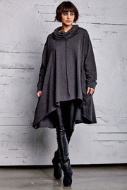 Planet Grey Cowlneck Tunic - Product Mini Image