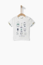 IKKS Plant Graphic Tee - Front cropped