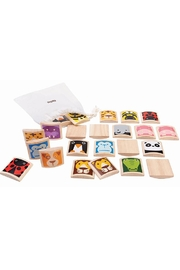 Plantoys Animal Memo - Product Mini Image