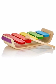 Plantoys Wooden Oval Xylophone - Product Mini Image