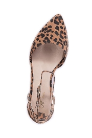 Seychelles Shoes Plateau Leopard Suede Wedge - Product Mini Image