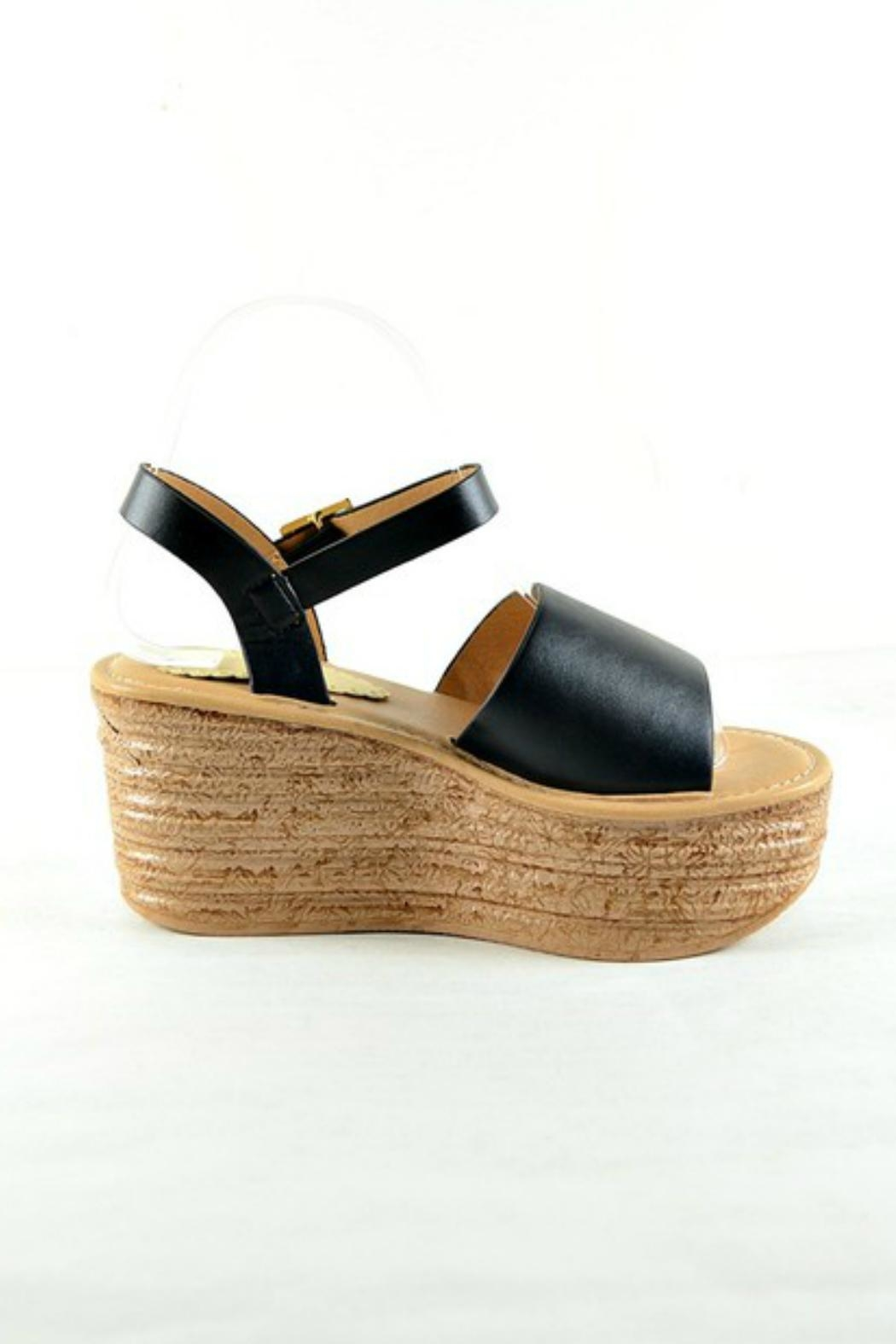 Imagine That Platform Sandals - Side Cropped Image
