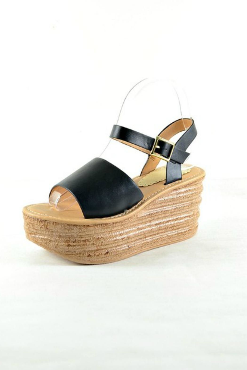 Imagine That Platform Sandals - Main Image