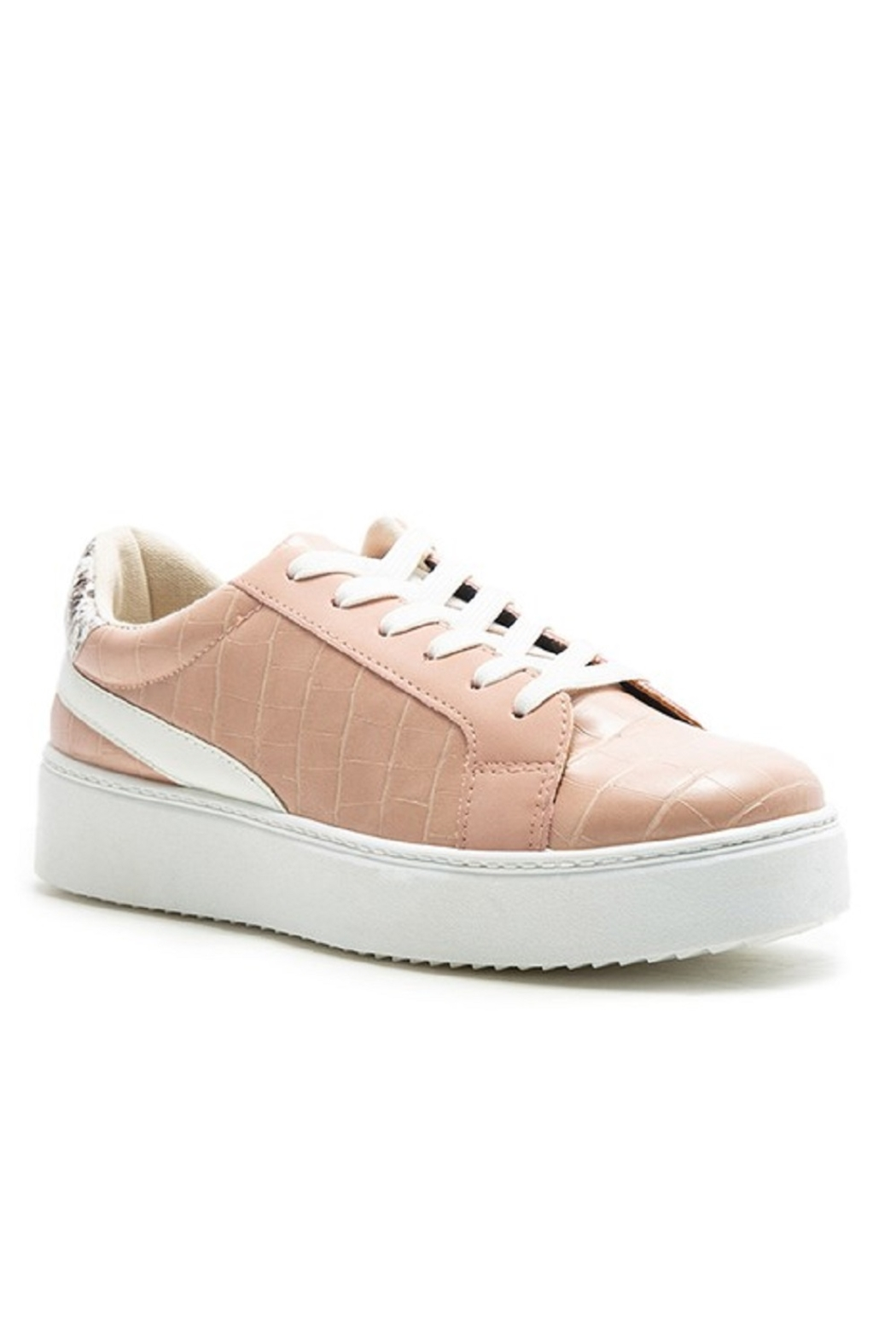 Our Love Letter Platform Sneakers - Main Image