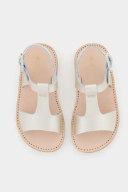 Freshly Picked Platinum Malibu Sandal - Back cropped