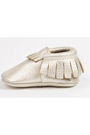 Freshly Picked Platinum Moccasin - Product Mini Image