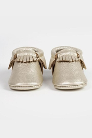 Freshly Picked Platinum Moccasin - Side cropped