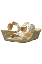 Jack Rogers Platinum Shelby Wedge - Product Mini Image