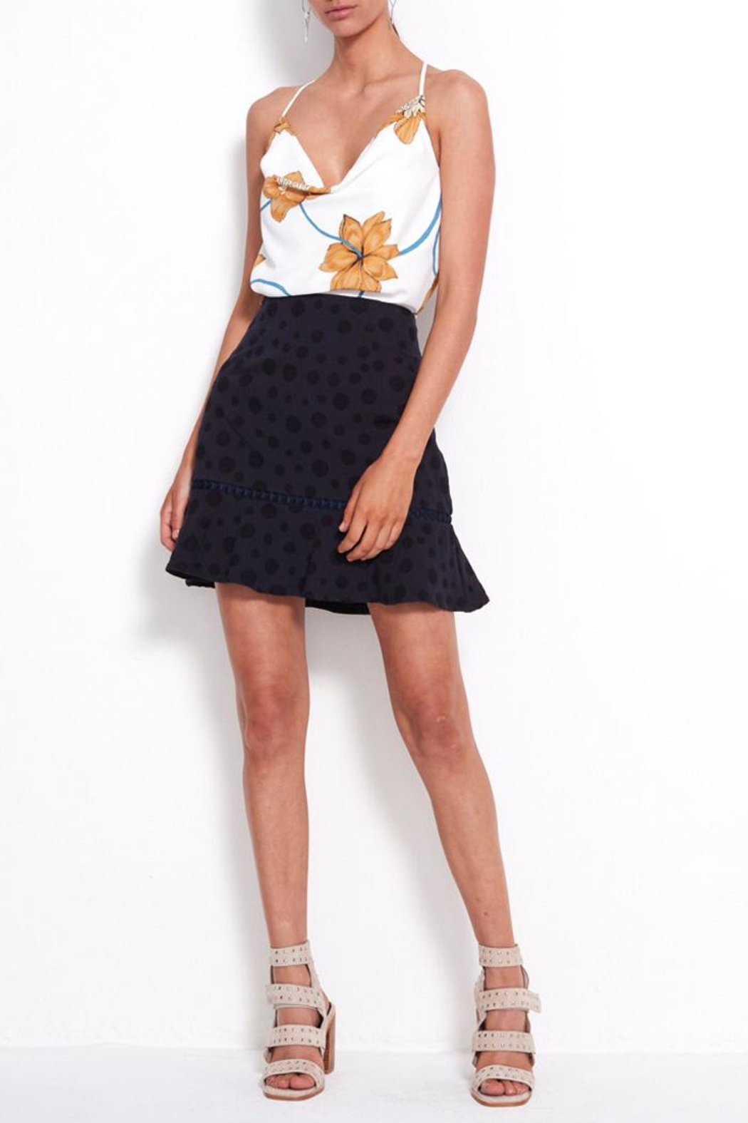 SHILLA THE LABEL Play Floral Cami - Main Image
