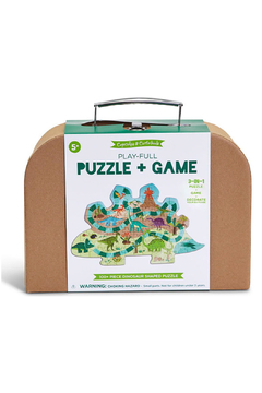 Cupcakes & Cartwheels Play-Full Puzzle + Game: Dinosaur Game - Product List Image