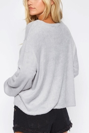 Sadie & Sage Play Graphic Pullover - Side cropped
