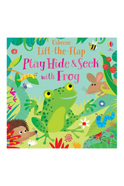 Usborne Play Hide & Seek With Frog - Product Mini Image