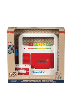 Fisher Price Play Tape Recorder - Product List Image