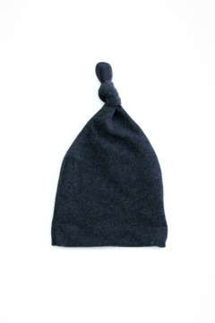 Play Up Organic Cotton Jersey Beanie For Newborn - Product List Image