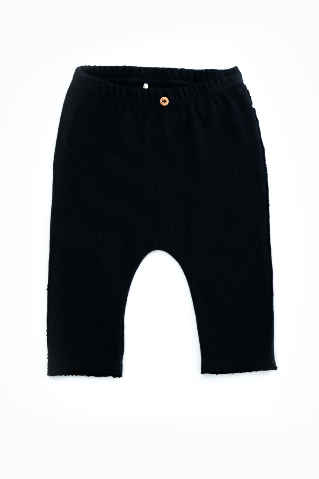 Play Up Organic Cotton Jersey Leggings For Baby Girls - Main Image