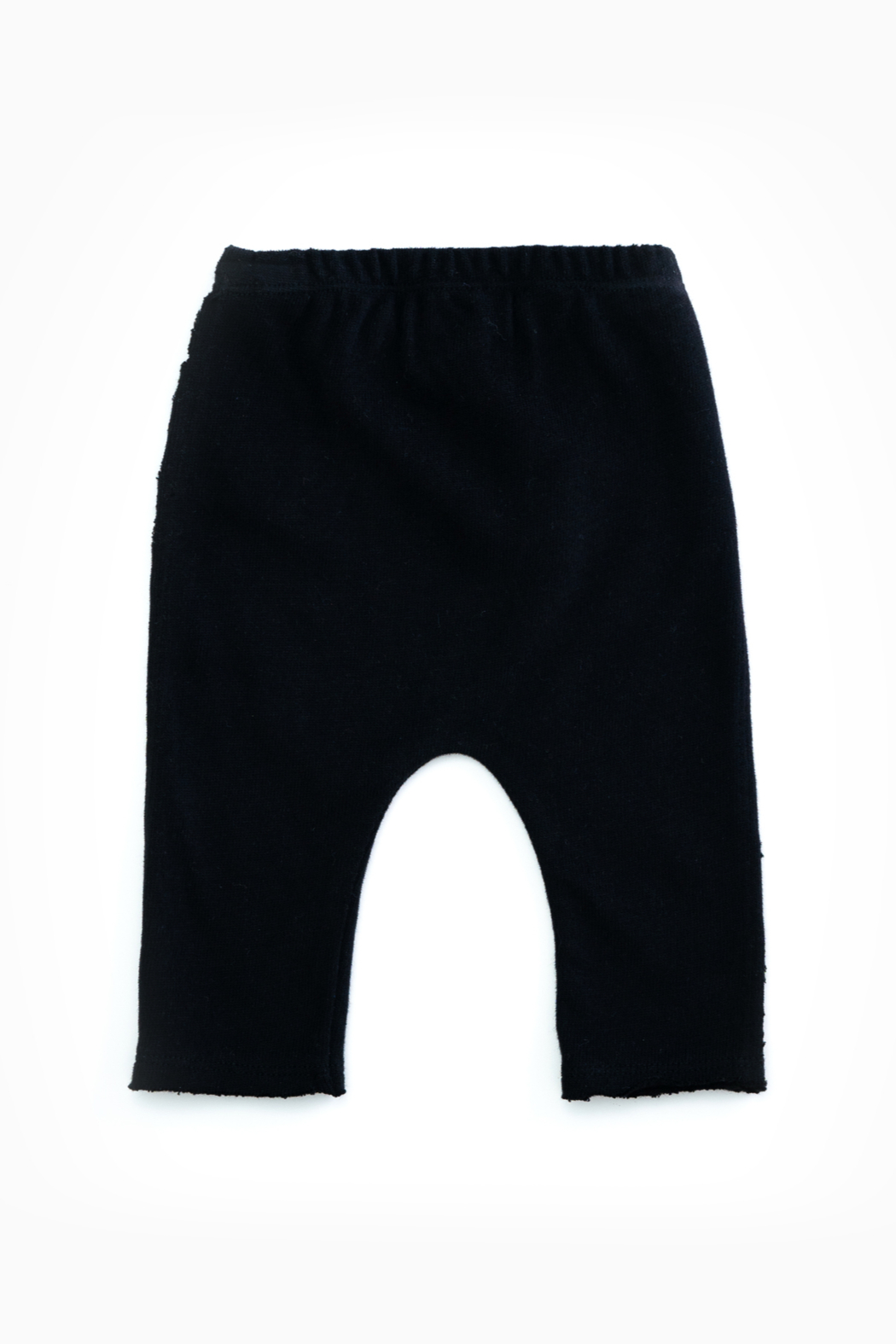 Play Up Organic Cotton Jersey Leggings For Baby Girls - Front Full Image